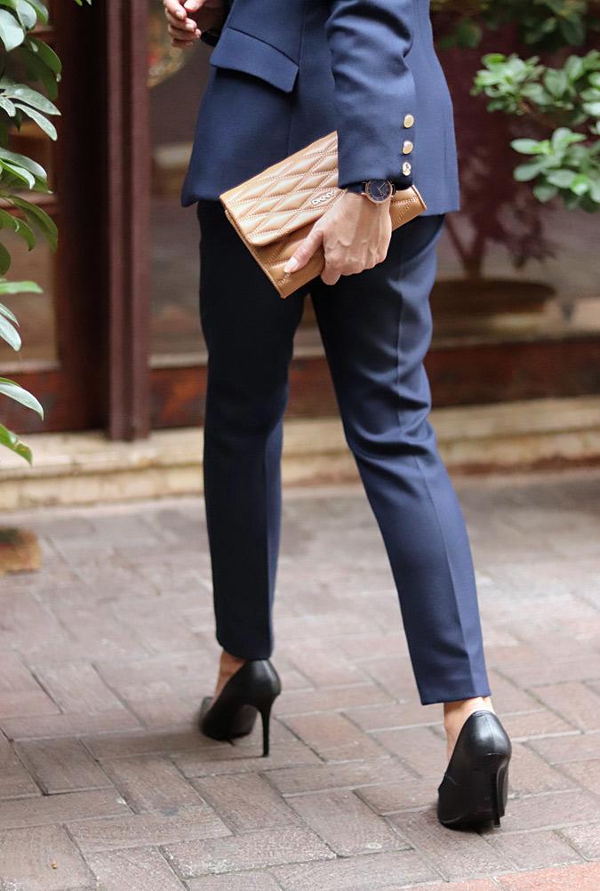 Garnitur moda damska