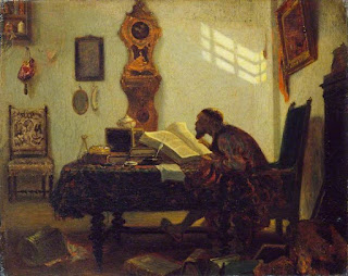 https://commons.wikimedia.org/wiki/File:Alexandre-Gabriel_Decamps_(1803-1860)_-_The_Bookworm_-_P269_-_The_Wallace_Collection.jpg