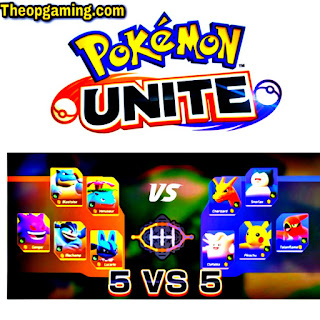 Pokemon Unite - Release Date, Gameplay and More