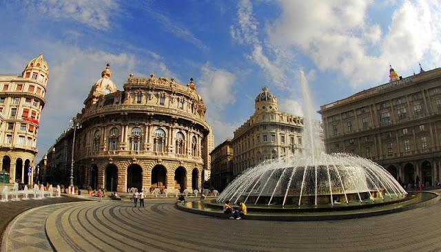 Onde ficar em Génova