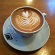 Cappuccino at Victrola Coffee Roasting
