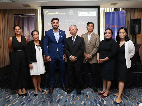 Lamudi Highlights Sustainability and Resiliency in the Philippine Setting