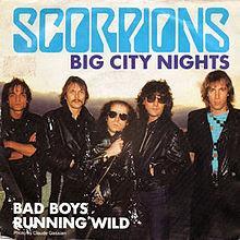 Slow Rock Scorpions - Big City Nights Mp3