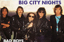 Slow Rock Scorpions - Big City Nights Mp3