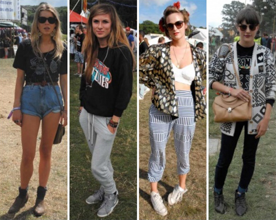 festival kleding koud weer
