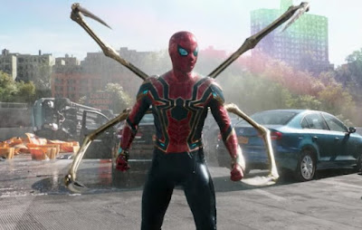 Spider-Man: No Way Home Official Trailer Released