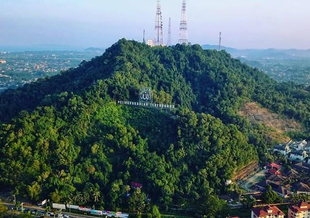 Bukit Besar: Kerajaan Terengganu Galak Pengunjung Mendaki Sambil Berzikir