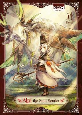 Alpi The Soul Senders Manga L'Agenda Mensuel - Mai 2020