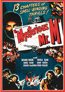 DVD & Blu-ray Release Report, The Mysterious Mr. M, Ralph Tribbey