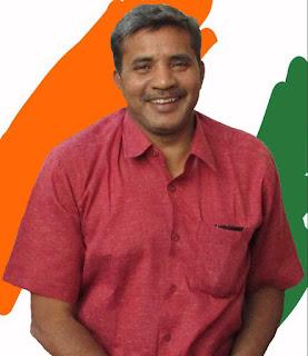 rajesh Bissa, Spokesperson, CG Pradesh Congress