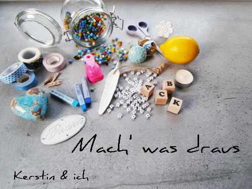 Logo Kerstin & ich Mach' was draus