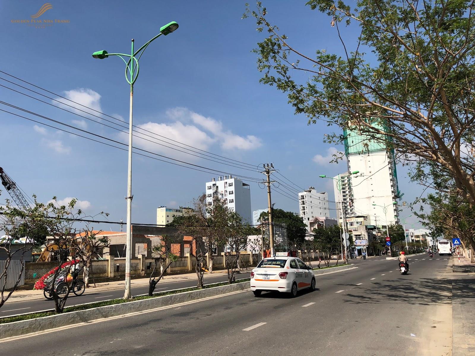 Cập nhật tiến độ dự án 28E Trần Phú