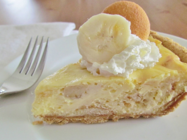 Resep Banana Pudding