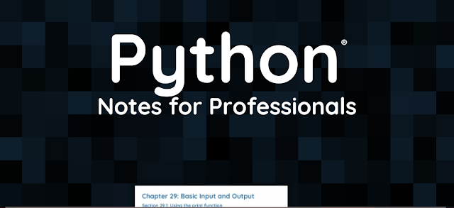 download python programming pdf book for free, python programming