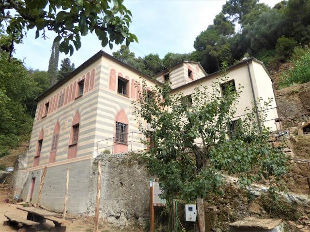 Eremo Sant'Antonio Niasca Portofino