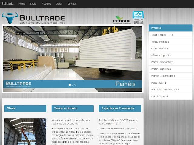 DominioTXT - Site Bulltrade Termoisolante