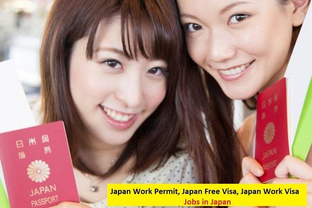 Japan Work Permit
