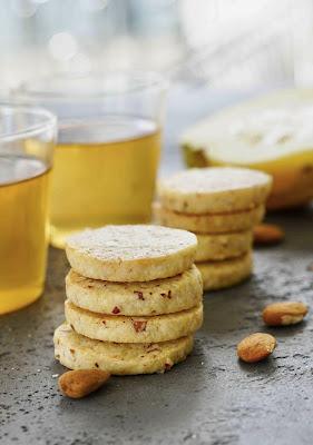 citron , biscuits aux agrumes , recette facile , recette au cédrat