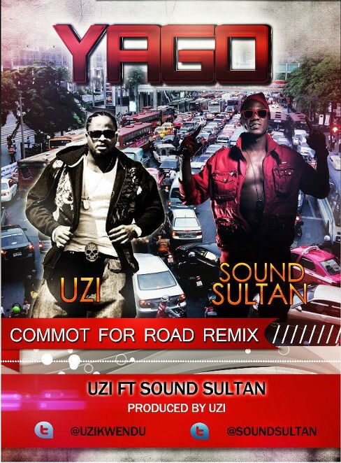 GOLD GONG: DOWNLOAD THE HIT SONG 'YAGO' BY UZI FEATURING