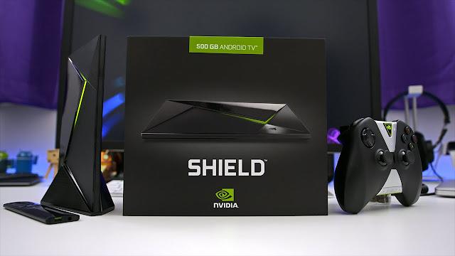 Spesifikasi dan Harga Shield Android TV Terbaru dan Terbaik