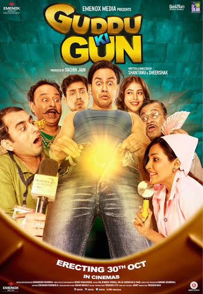 Guddu Ki Gun (2015) Movie Poster No. 1