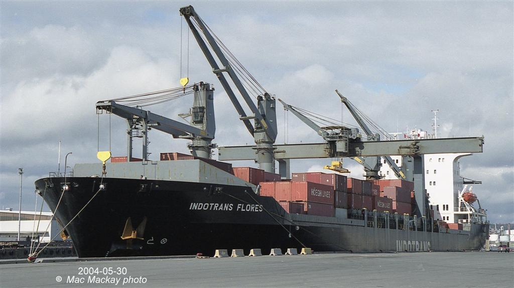 Shipfax: May 2012
