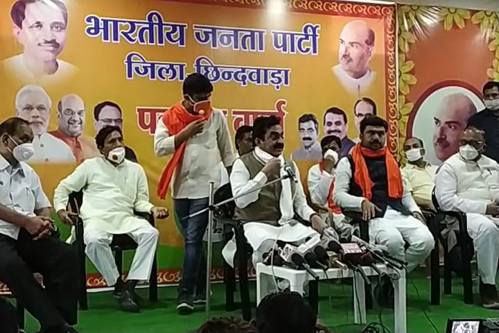 जबलपुर सांसद पूर्व प्रदेशाध्यक्ष राकेश सिंह स्वर्ण अक्षरों में लिखा जाएगा मोदी सरकार का कार्यकाल