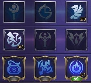 Emblem Harith Mobile Legends
