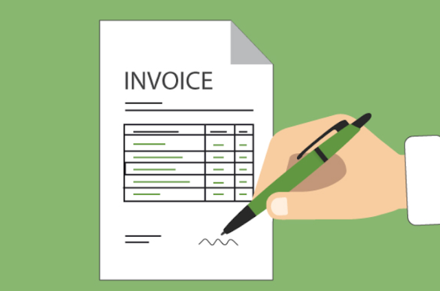 Perbedaan Antara Tagihan Dan Invoice