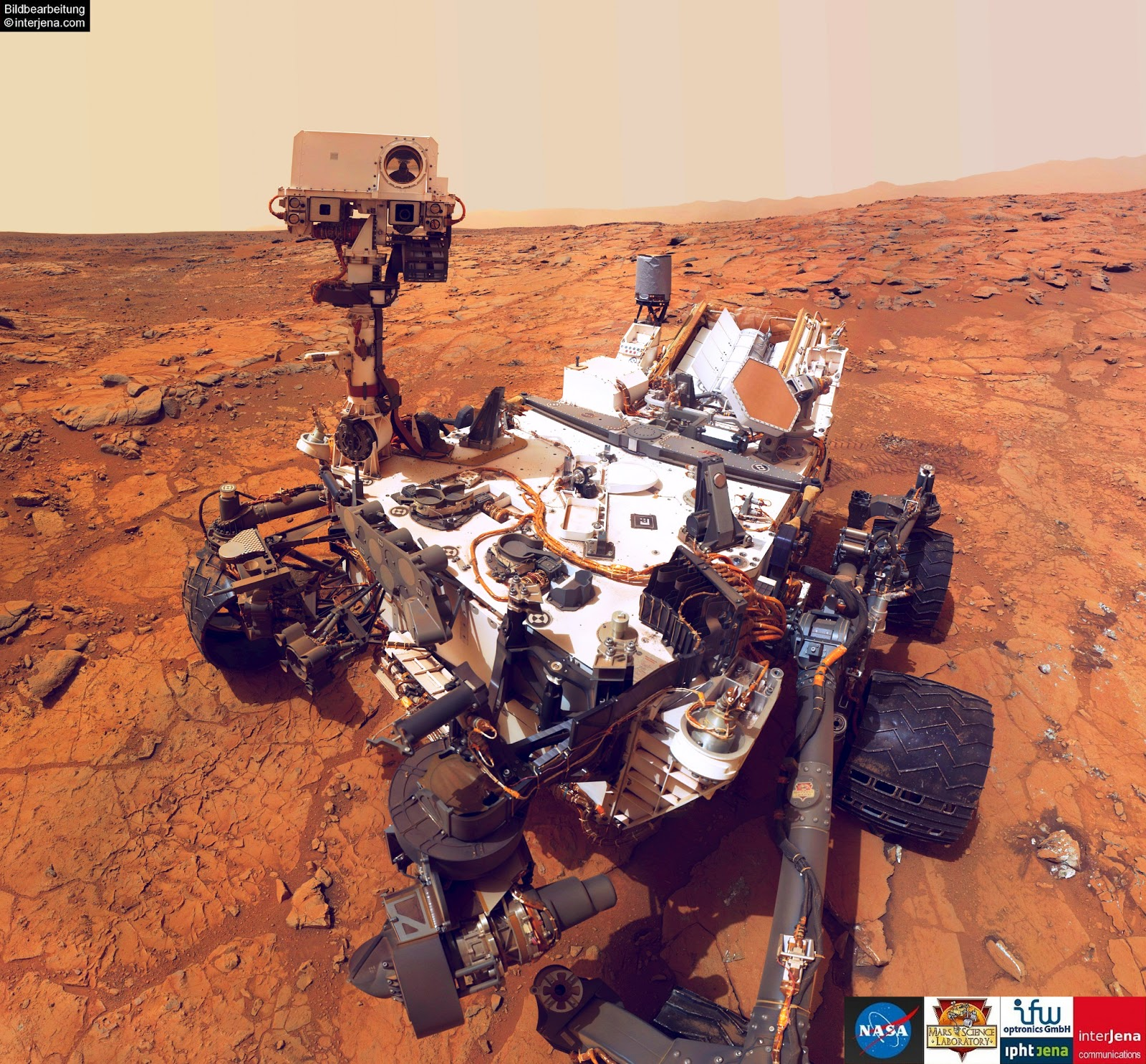 mars rover mission time - photo #22