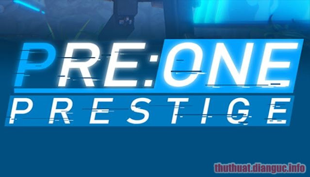 Download Game PRE:ONE Full Crack