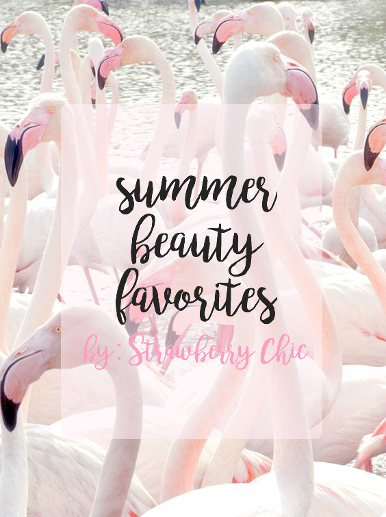 favorite beauty products for summer, summer makeup tricks