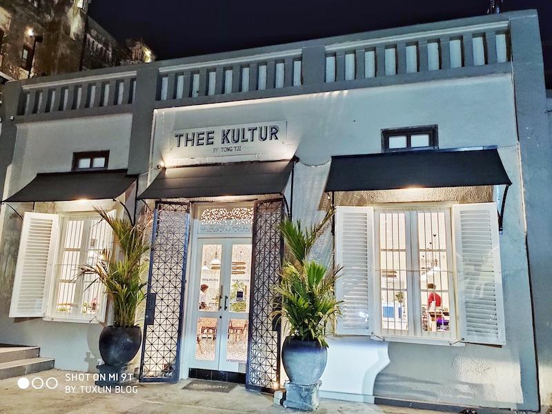 Thee Kultur Solo, Tempat Nongkrong Asik dan Makan Enak