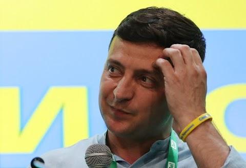Ukrajna-szakértő: valószínűleg koalíciós partnerre lesz szüksége Zelenszkij pártjának
