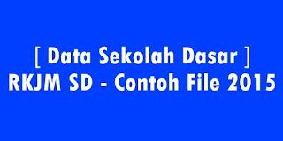 download rkjm untuk SD