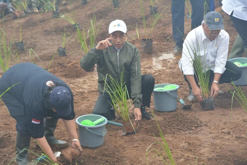 Pangdam III/ Siliwangi, Gubernur Dan Kapolda Jabar Sambut Kedatangan Presiden RI Dikabupaten Bogor.
