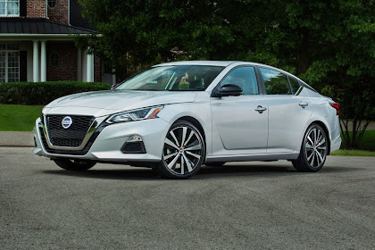 2019 Nissan Altima Review, Specs, Price