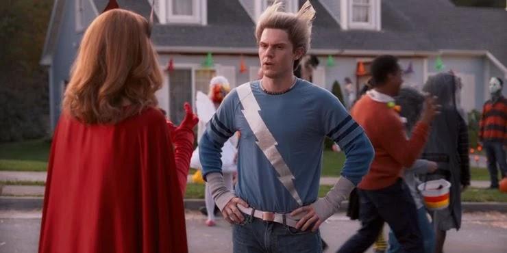 «Ванда/Вижн» (2021) - все отсылки и пасхалки в сериале Marvel. Спойлеры! - 58