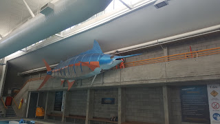 2006 Commonwealth Games Fish; the Blue Marlin