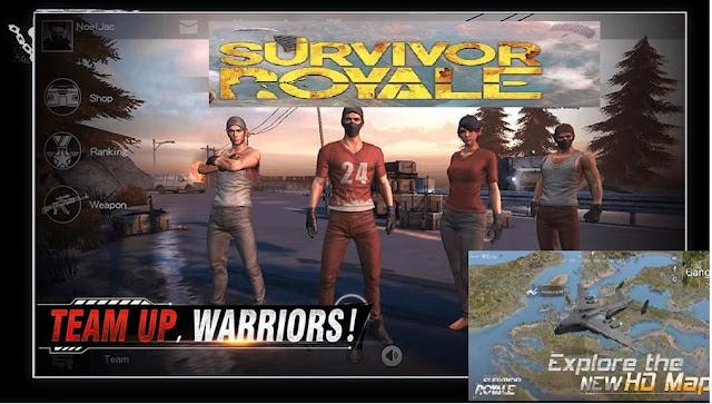 تنزيل لعبة survivor royale pc الاصلية اخر اصدار للكمبيوتر