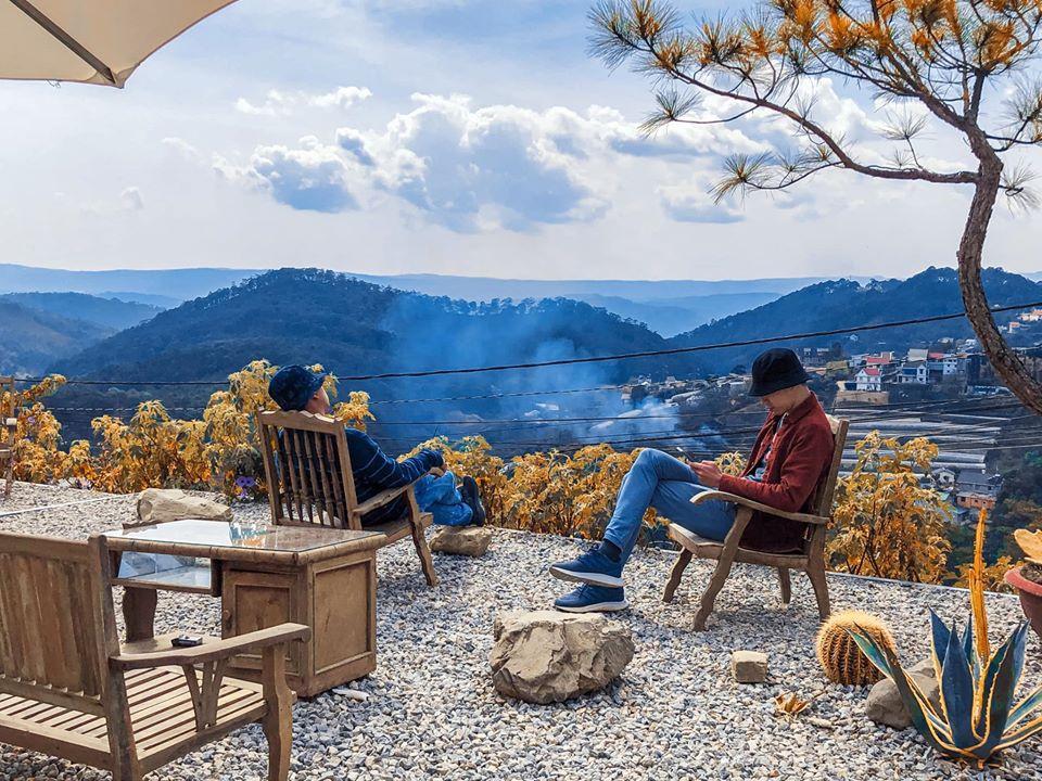 Top 100 quán cafe đẹp nhất Đà Lạt