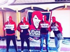 Groupe dodgers clubiste