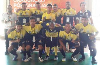 A Seleção de Futsal Masculino de Mato Grosso que esta participando da fase  nacional das Olimpíadas Especiais das Associações de Pais e Amigos dos ... 543d9ed7a5d9f