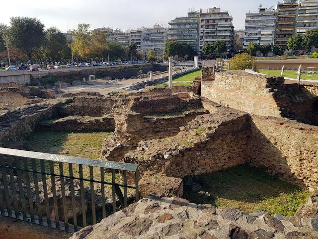 פורום אגורה רומאי בסלוניקי