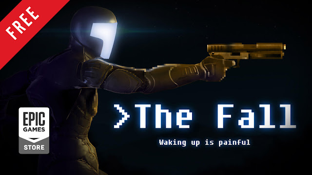 the fall free pc game epic store side-scrolling puzzle platform adventure game over the moon