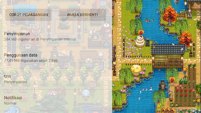 Cakep!! Harvest Town Game Simulasi Pertanian Andorid Dengan Gaya Pixel