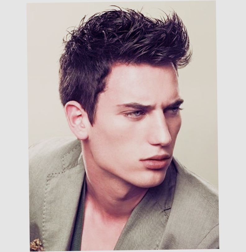 Remarkable Awesome Hairstyles For Guys Best And Latest Ellecrafts Short Hairstyles Gunalazisus