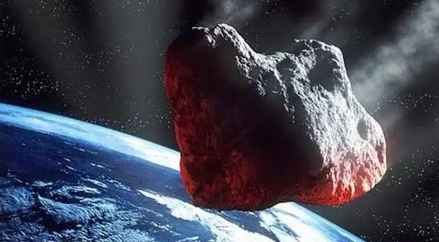 Prediksi 5 Asteroid Berukuran Jumbo Akan Menghantam Bumi