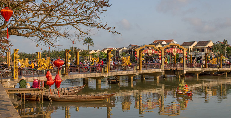Vietnam, Hội An Tourist Attraction