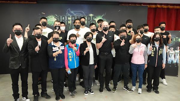台新夢想家與富邦勇士 彰化主場19日開戰